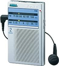 SONY FM / AM radio pocketable ICF-T46