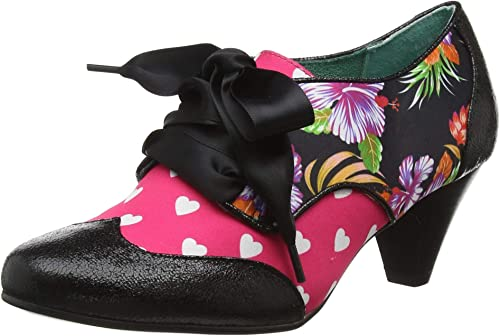 Poetic Licence by Irregular Choice End of Story, Escarpins Bout fermé Femme