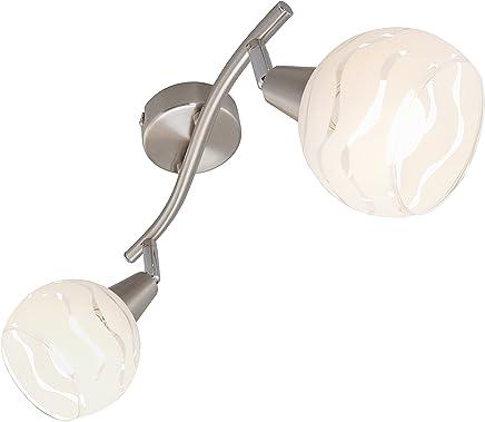 Amazon.es: lamparas blancas de techo - Focos para el techo ...