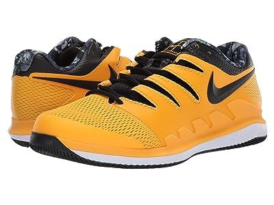Nike Air Zoom Vapor X (University Gold/Black/White/Volt Glow) Men