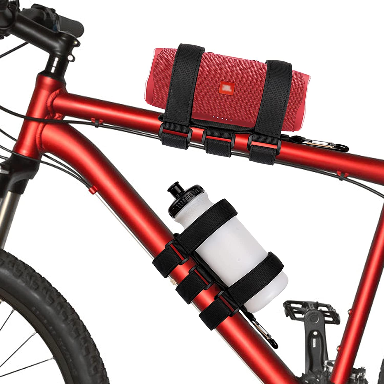 TOOVREN Bike Max 90% OFF Rare Water Bottle Holder Bluetooth No Speaker Mo Screws
