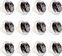 """12 Pack Ronde Keukenkast Knoppen Trekt (1-37/100"""" diameter) - Twee Wolf - Dressoir Lade/Deur Hardware - DIY Patroon Maatwerk"""