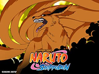 Naruto Shippuden Uncut Season 5 Volume 3
