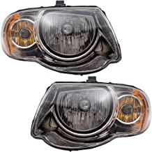 headlights for 2005 chrysler town and country