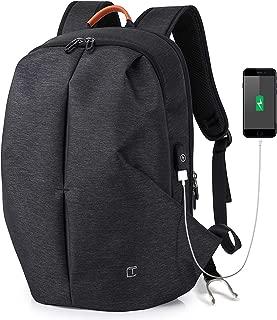 リュック メンズ 大容量 防水 pc リュック 15.6インチPC対応ビジネスリュック USBポート付きバックパック リュックサック pc バッグ 通勤 出張 通学 男女兼用 Luuhann