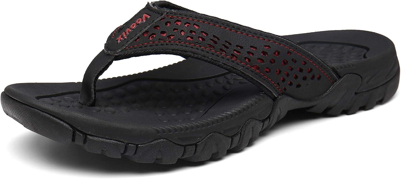 Chanclas Hombre Verano Zapatillas Flip Flops Sandal Zapatos de Playa y Piscina