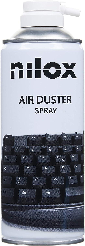Nilox - Spray Aria-Gas leggeri-400ml (NXA02061-1)