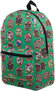 Pa Rappa the Rapper Game Parrapa Character Sublimated Backpack - PaRappa the Rapper Gift for Gamers