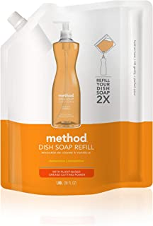Method Dish Pump Refill, Clementine, 1L