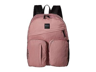 Vans Double Down II Backpack (Nostalgia Rose) Backpack Bags