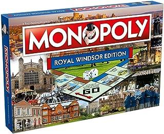 Winning Moves 033312 Royal Windsor Monopoly, Multi-Colour