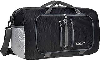 Duffle Bag Foldable Travel Bag Sports Duffel Gym Bag 22 Inch Carry On Luggage Tote Bag Overnight Weekender Bag