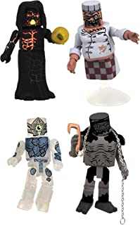 ghostbuster miniatures