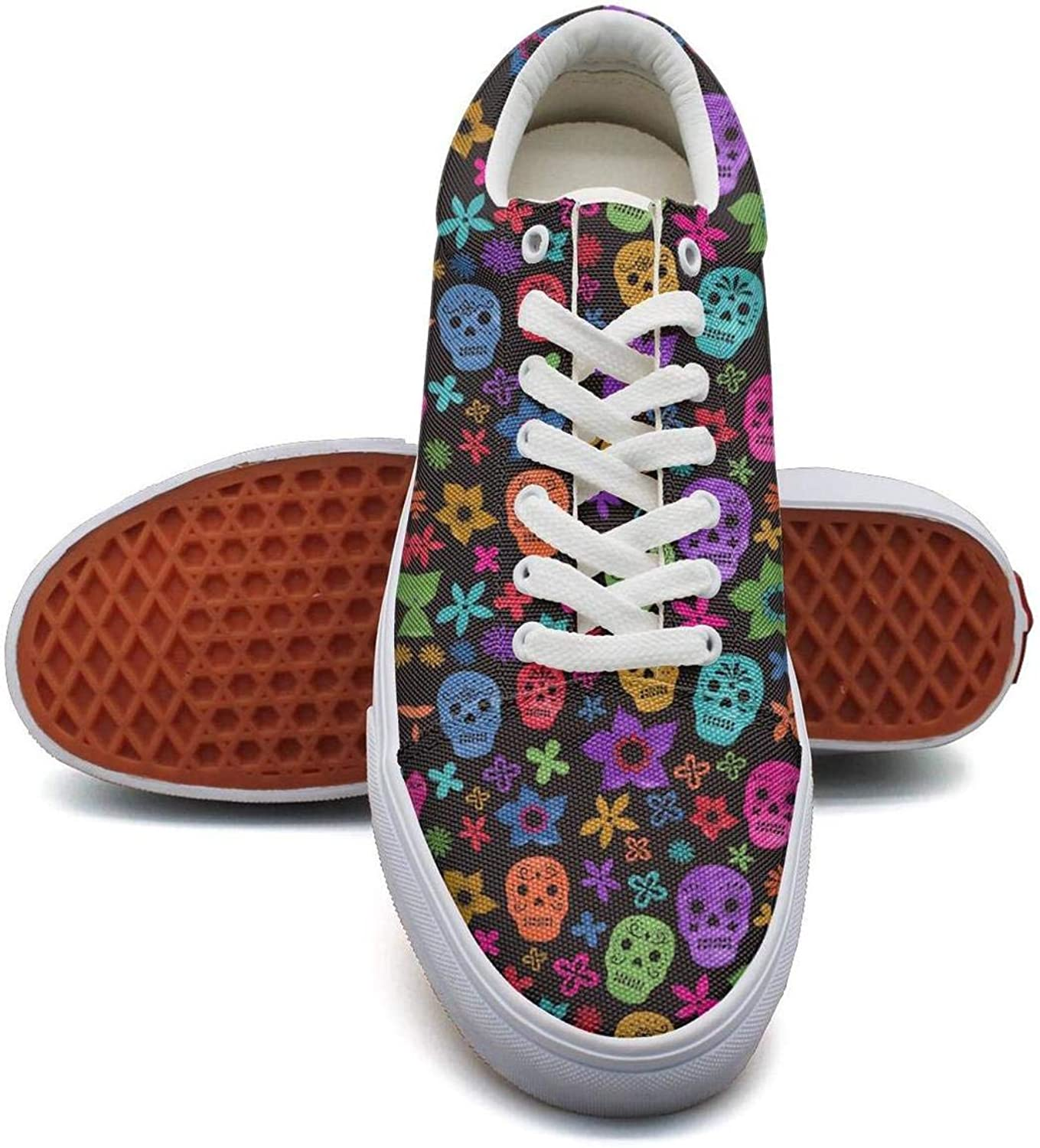 Pretty Women BAD Skulls & BAD bones Sneakers Cool shoes