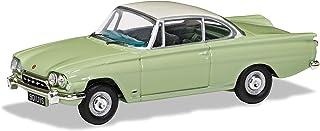 Ford Consul Capri 335 (109E) - Lime Green & Ermine White