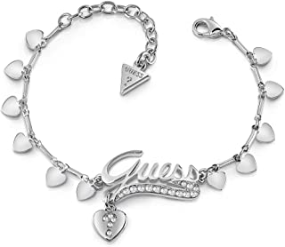 3866ab6b8125d2 bracciale donna gioielli Guess Million Hearts trendy cod. UBB85138-S