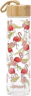 Smash Fashion Glass Bottle Flamingo