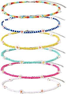 Beaded Choker Necklaces For Women Vsco Boho Handmade...