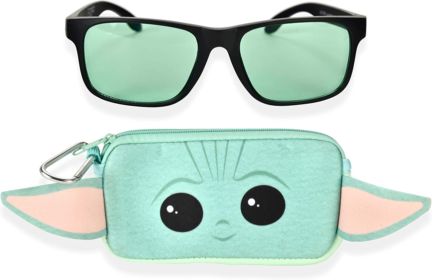 Star Discount mail order Wars Mandalorian Baby Yoda Boys Courier shipping free Glasse Sunglasses Kids with