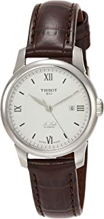 Tissot Le Locle Automatic Silver Dial Ladies Watch T006.207.16.038.00