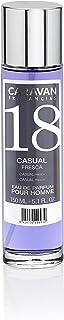 CARAVAN FRAGANCIAS nº 18 - Eau de Parfum con vaporizador para Hombre - 150 ml