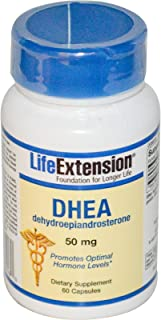 Life Extension Life Extension DHEA - 50 mg - 60 Capsules