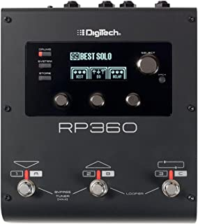 DigiTech RP360 Multi-FX Pedal with USB