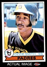 1979 Topps # 116 Ozzie Smith San Diego Padres (Baseball Card) Dean's Cards 5 - EX Padres