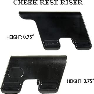 TACFUN Tactical Cheek Rest Riser - Hight 1.25