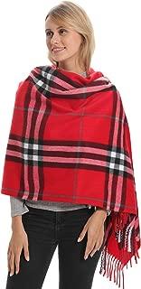 blanket scarf belted