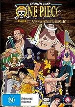 One Piece Voyage Collection 10 | Episodes 446-491 | Anime | 8 Discs | NON-USA Format | PAL | Region 4 Import - Australia