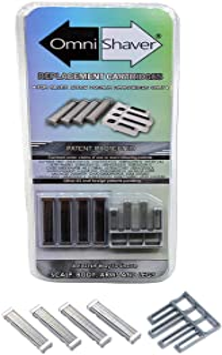 Premium zestaw wymiennych kaset OmniShaver