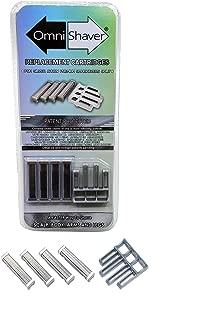 Premium OmniShaver Replacement Razor Cartridge Kit