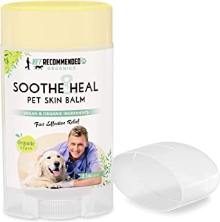 Sponsored Ad - Soothe & Heal Balm for Dogs & Cats - Organic & Vegan Ingredients to Relieve Skin Irritations Fast. Natural ...