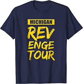 Michigan Revenge Tour T-Shirt