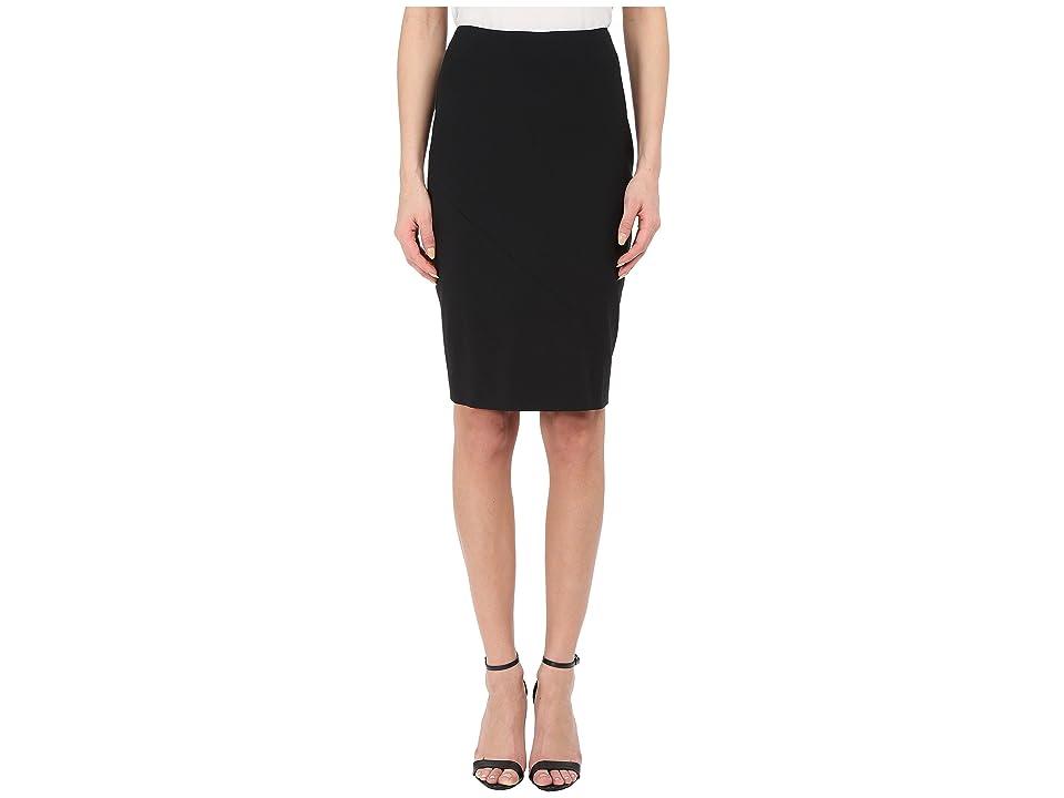 Prabal Gurung - Prabal Gurung Stretch Wool Knee Length Skirt