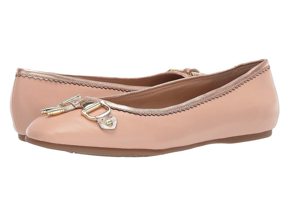 Aerosoles Mint Julep (Light Pink Leather) Women