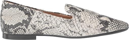 Alabaster Snake Leather