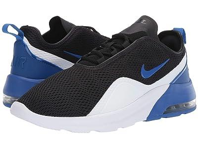 Nike Air Max Motion 2 (Black/Game Royal/White) Men