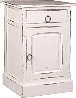 Best shabby chic bedside table ideas Reviews