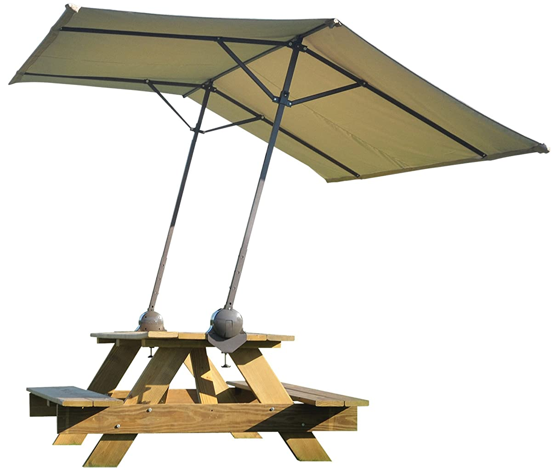 ShadeLogic Quick Clamp Canopy Tilt Mount