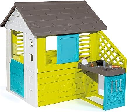 Amazon.fr : cabane de jardin plastique pour enfant - Smoby