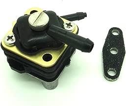ConPus Fuel Pump for Mercury Marine Johnson Evinrude Outboard Motor Pre 1993 6hp 9.9 hp 15 hp Models Replaces Part# 395091, 397274, 391638, 397839, 18-7350 Evenrude Engine Includes Gasket Fuel Parts