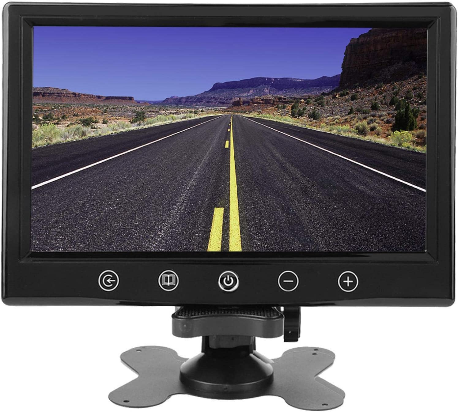 9inch Max 86% OFF Car Rearview Monitor Desktop Ranking TOP5 Stable Performance Monit