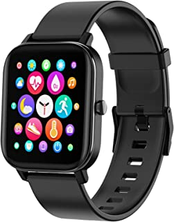 Smart Watch, FirYawee Smartwatch for Android Phones and iOS Phones,Fitness Tracker Waterproof...