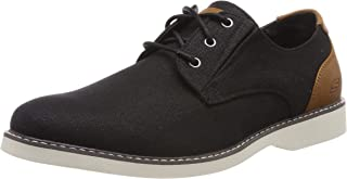 Skechers Men's Parton-Wilcon Canvas Oxford