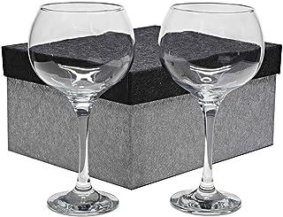 la galaica | Set de 2 Copas de Cristal para Gin&Tonic - Colección COMBY.