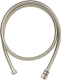 Rotaflex Metallic Hose,Brushed Nickel