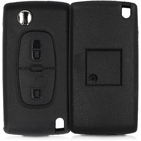 Kwmobile Autoschlüssel Gehäuse Kompatibel Mit Peugeot Elektronik