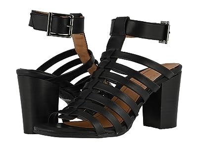 VIONIC Sami (Black Leather) Women